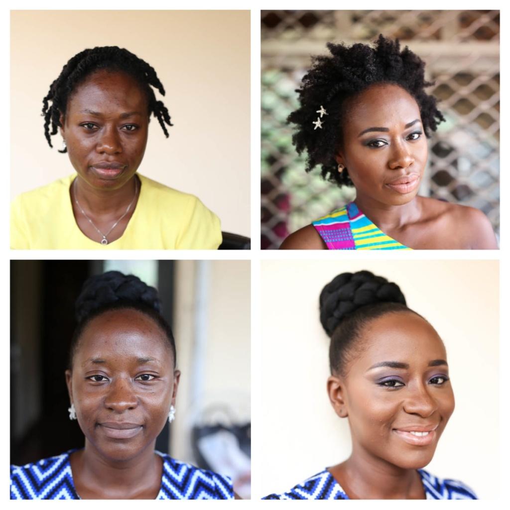 Makeup Post;